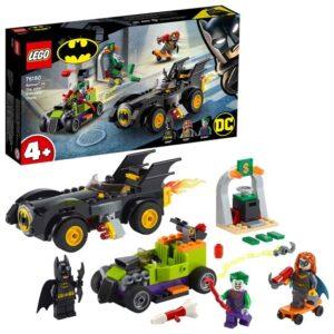 LEGO Super Heroes 76180, Batman mot Jokern: Batmobilejakt