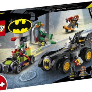 LEGO Super Heroes 76180 Batman mot Jokern: Batmobilejakt