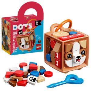 LEGO DOTS 41927, Bagagetagg – Hund