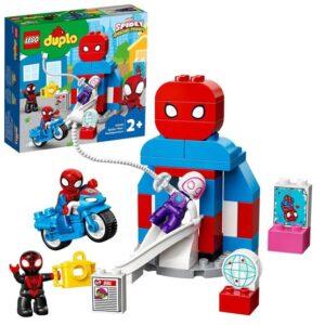 LEGO DUPLO Super Heroes 10940, Spider-Mans högkvarter