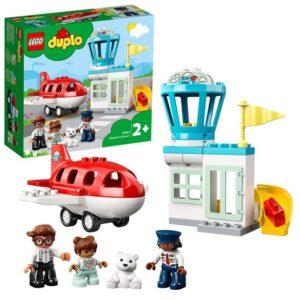 LEGO DUPLO Town 10961, Flygplan och flygplats