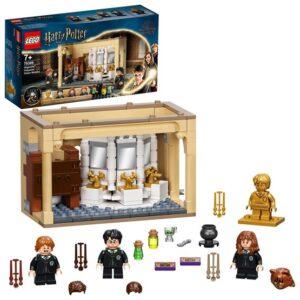 LEGO Harry Potter TM 76386, Hogwarts: Misstag med polyjuice-elixir
