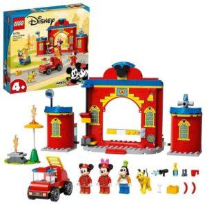 LEGO Mickey and Friends 10776 Musse och hans vänner Brandstation och brandbil