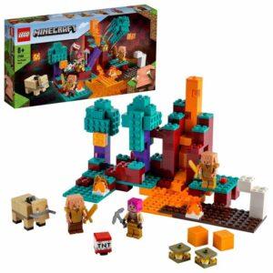 LEGO Minecraft 21168, Den skeva skogen