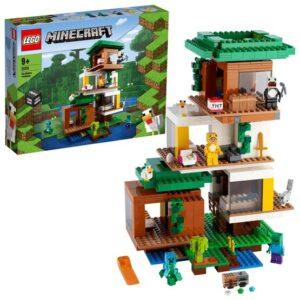 LEGO Minecraft 21174, Den moderna trädkojan