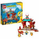 LEGO Minions 75550, Minionernas kung fu-strid