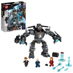 LEGO Super Heroes 76190 Iron Man Mongers förödelse