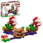 LEGO Super Mario 71382 Piranha Plants förbryllande utmaning Expansionsset