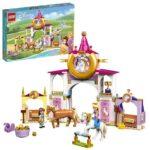 LEGO Disney Princess 43195, Belle och Rapunzels kungliga stall