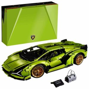 LEGO Technic 42115, Lamborghini Sián FKP 37