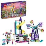 LEGO Friends 41689 Magiskt pariserhjul och rutschkana