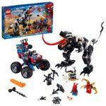 LEGO Super Heroes 76151 Venomosaurus bakhåll