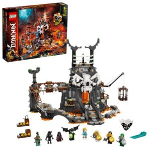 LEGO Ninjago 71722 Dödskallemagikerns grottor